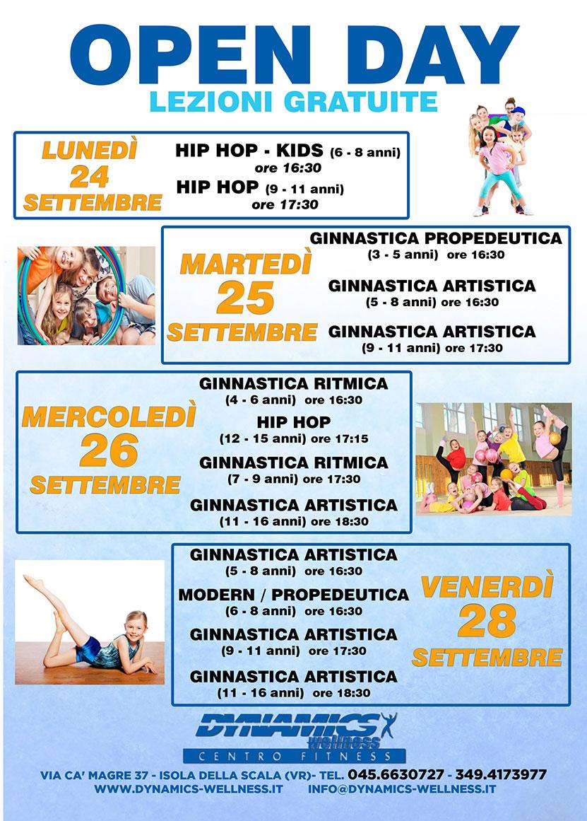 Dynamics Isola Della Scala palestra wellness centro fitness verona, promozione esrtate